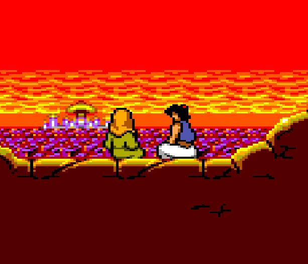 Aladdin Disney Sega Master System Xtreme Retro 4