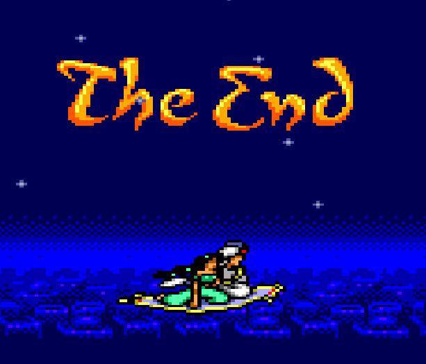 Aladdin Disney Sega Master System Xtreme Retro 42