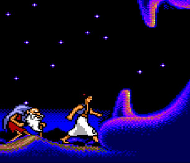 Aladdin Disney Sega Master System Xtreme Retro 8