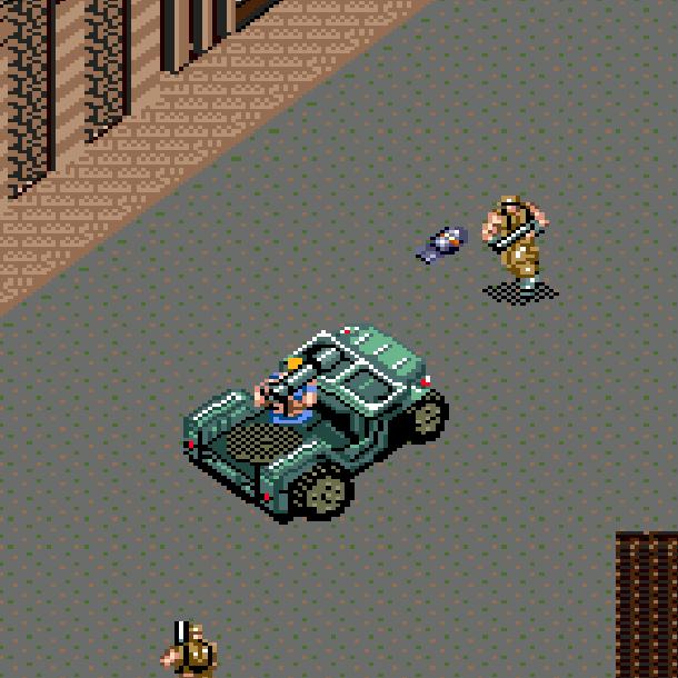 Mercs Capcom Arcade Coin Op Sega Genesis Mega Drive Master System Amiga Xtreme Retro 2