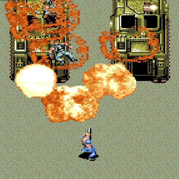 Mercs Capcom Arcade Coin Op Sega Genesis Mega Drive Master System Amiga Xtreme Retro 3