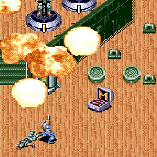 Mercs Capcom Arcade Coin Op Sega Genesis Mega Drive Master System Amiga Xtreme Retro 5