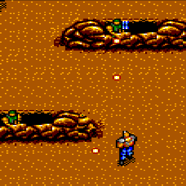 Mercs Capcom Sega Master System Xtreme Retro 1