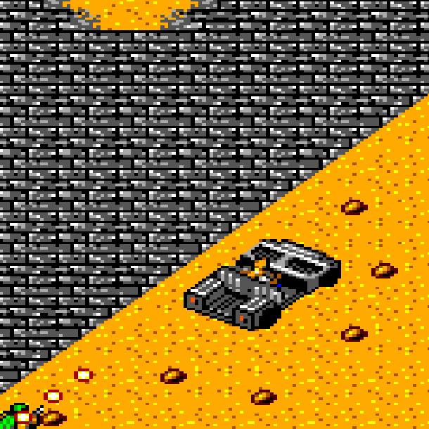 Mercs Capcom Sega Master System Xtreme Retro 2