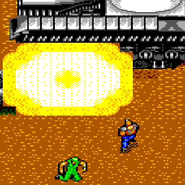 Mercs Capcom Sega Master System Xtreme Retro 3