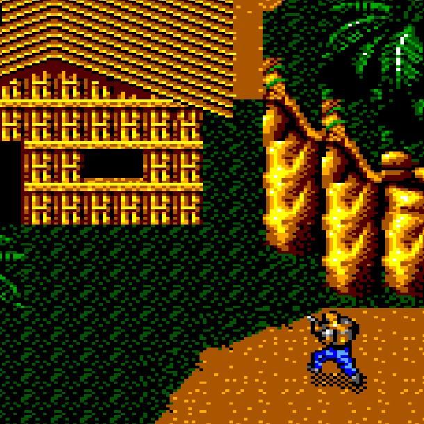 Mercs Capcom Sega Master System Xtreme Retro 4