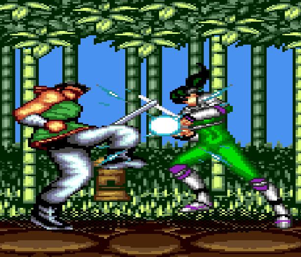 Soul Blade Namco Sega Genesis Mega Drive Xtreme Retro 1