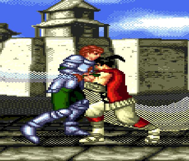 Soul Blade Namco Sega Genesis Mega Drive Xtreme Retro 2