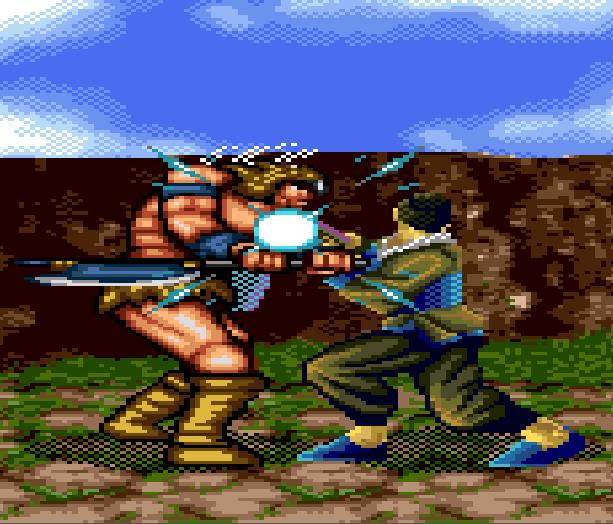 Soul Blade Namco Sega Genesis Mega Drive Xtreme Retro 3