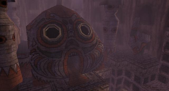Stone Tower Temple Majoras Mask N64 Xtreme Retro