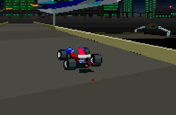 Stunt Race FX Nintendo SNES Xtreme Retro 3