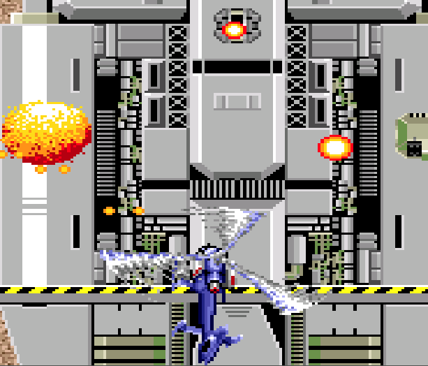 Super Thunder Blade Sega Genesis Mega Drive Xtreme Retro 2