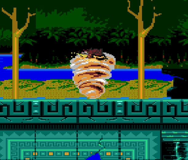 Taz-Mania the Search for the Lost Seabirds Sega Genesis Mega Drive Xtreme Retro 3