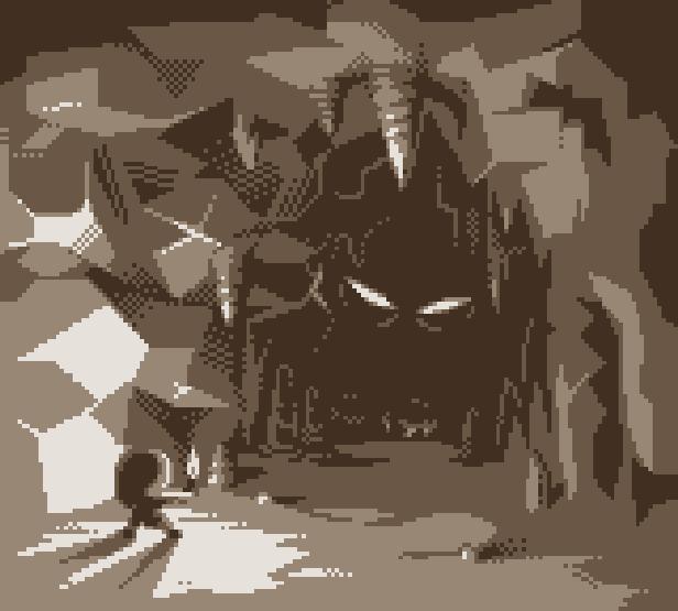 The Legend of Zelda Links Awakening Nintendo Game Boy Color Pixel Art Xtreme Retro 1