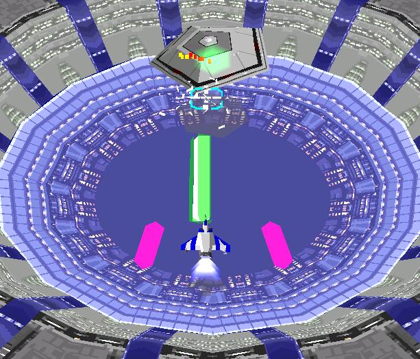Xevious 3DG Namco Sony PlayStation Xtreme Retro 7