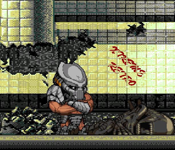 Alien VS Predator Arcade Capcom Xtreme Retro 0