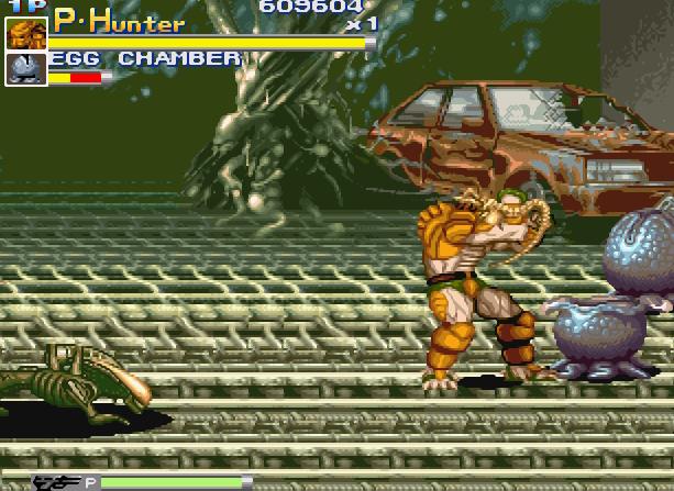 Alien VS Predator Arcade Capcom Xtreme Retro 10