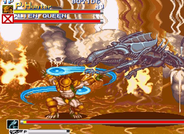 Alien VS Predator Arcade Capcom Xtreme Retro 11