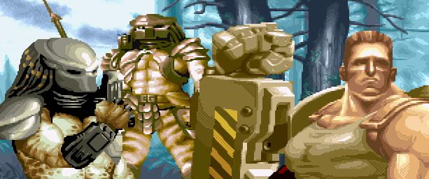 Alien VS Predator Arcade Capcom Xtreme Retro 13