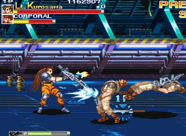 Alien VS Predator Arcade Capcom Xtreme Retro 14