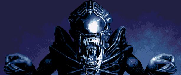 Alien VS Predator Arcade Capcom Xtreme Retro 15