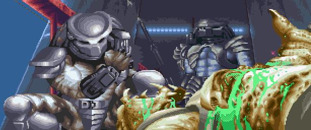 Alien VS Predator Arcade Capcom Xtreme Retro 17