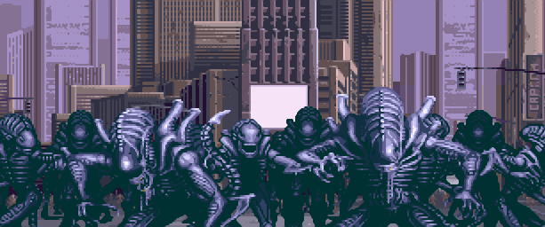Alien VS Predator Arcade Capcom Xtreme Retro 3