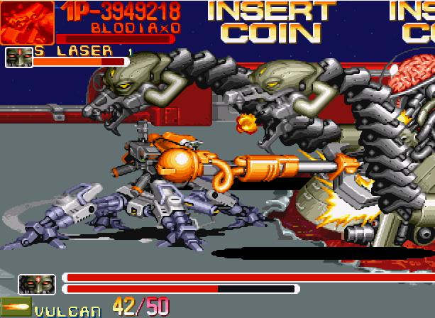 Armored Warriors Capcom CPS-2 Arcade Coin-op Xtreme Retro 11
