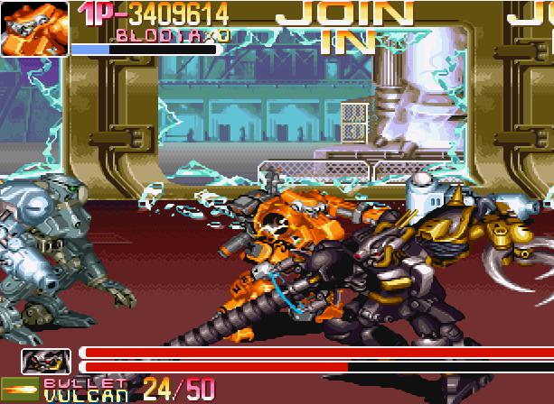 Armored Warriors Capcom CPS-2 Arcade Coin-op Xtreme Retro 8
