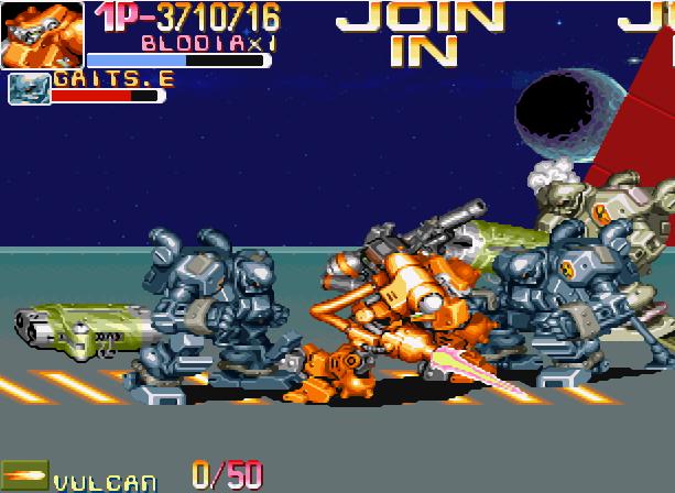 Armored Warriors Capcom CPS-2 Arcade Coin-op Xtreme Retro 9