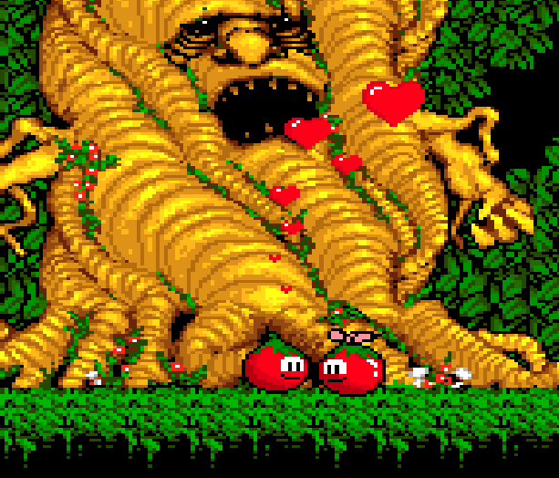 Bills Tomato Game Puzzle Psygnosis Amiga Atari St Sega Genesis Mega Drive Unreleased Game Xtreme 1