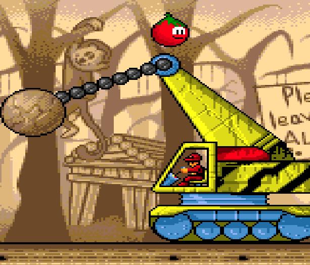 Bills Tomato Game Puzzle Psygnosis Amiga Atari St Sega Genesis Mega Drive Unreleased Game Xtreme Retro 2