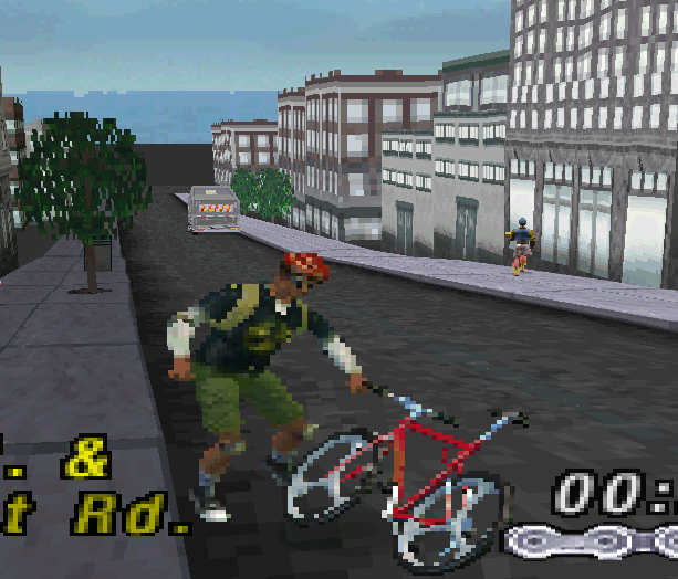 Courier Crisis Sony PlayStation Xtreme Retro 2
