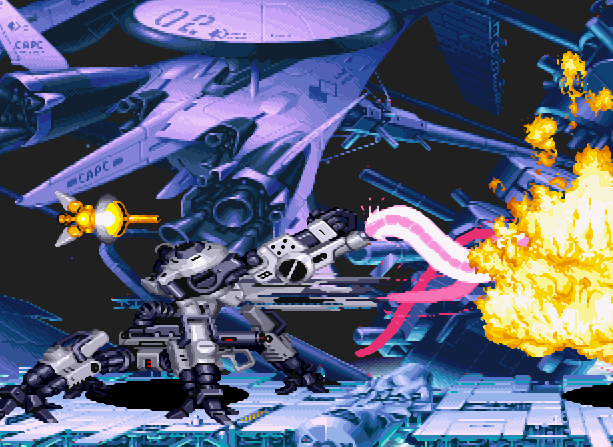Cyberbots Full Metal Madness Capcom Arcade Coin Op CPS-2 Xtreme Retro 4