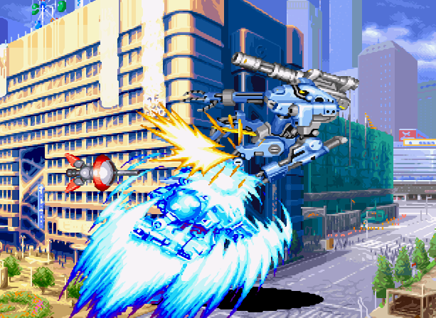 Cyberbots Full Metal Madness Capcom Arcade Coin Op CPS-2 Xtreme Retro 6