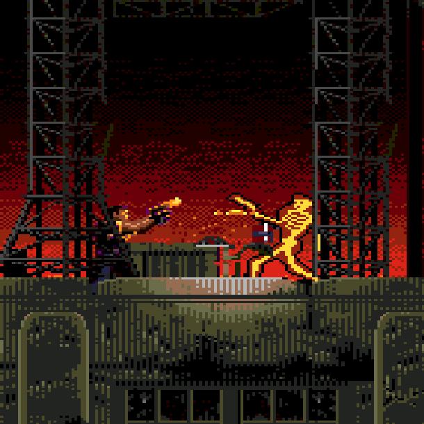 Demolition Man Sylvester Stallone Acclaim Xtreme Retro Sega Genesis Mega Drive 1