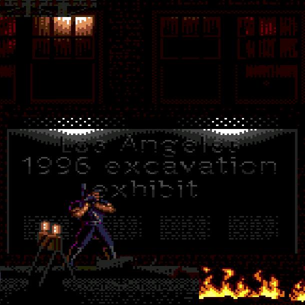 Demolition Man Sylvester Stallone Acclaim Xtreme Retro Sega Genesis Mega Drive 2