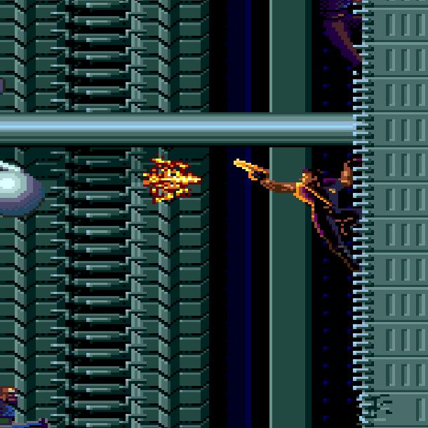 Demolition Man Sylvester Stallone Acclaim Xtreme Retro Sega Genesis Mega Drive 3