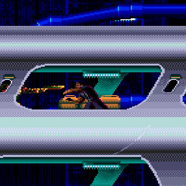 Demolition Man Sylvester Stallone Acclaim Xtreme Retro Sega Genesis Mega Drive 4