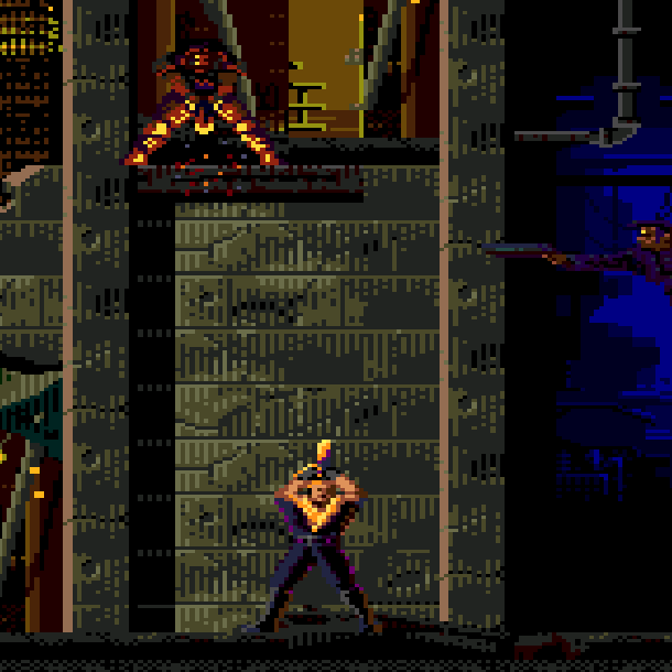 Demolition Man Sylvester Stallone Acclaim Xtreme Retro Sega Genesis Mega Drive 6