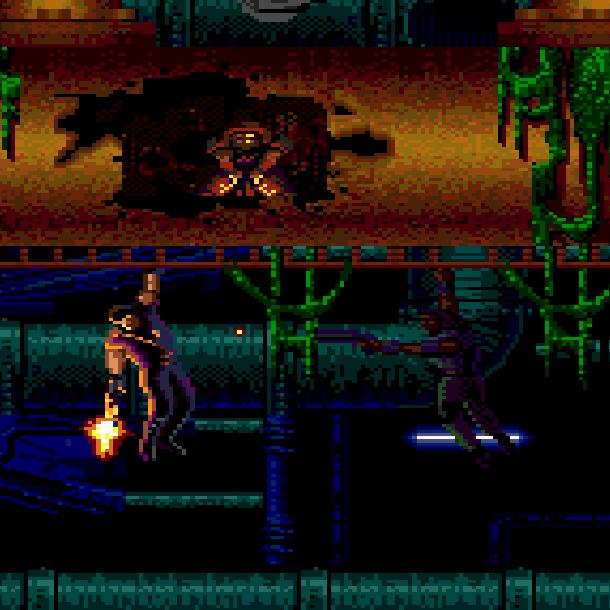 Demolition Man Sylvester Stallone Acclaim Xtreme Retro Sega Genesis Mega Drive 7