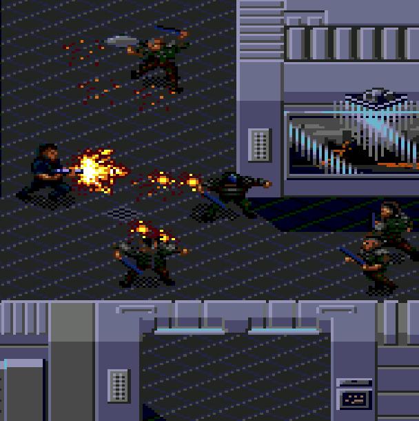 Demolition Man Sylvester Stallone Acclaim Xtreme Retro Sega Genesis Mega Drive 9