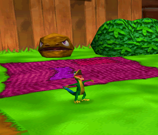 Gex Enter the Gecko PlayStation Xtreme Retro 1