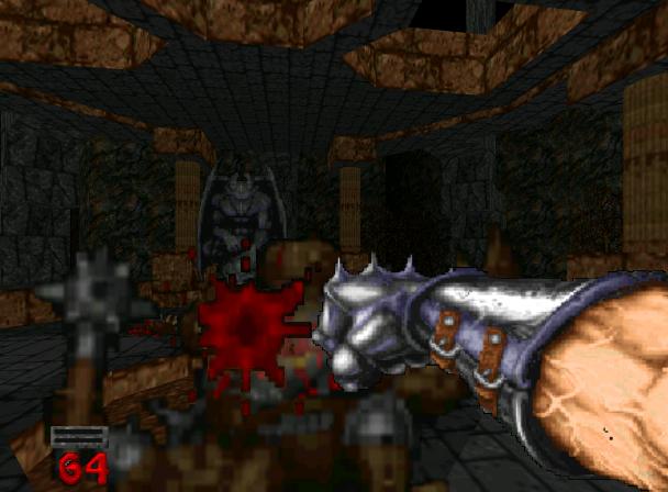 Hexen Raven Id Software Xtreme Retro 2