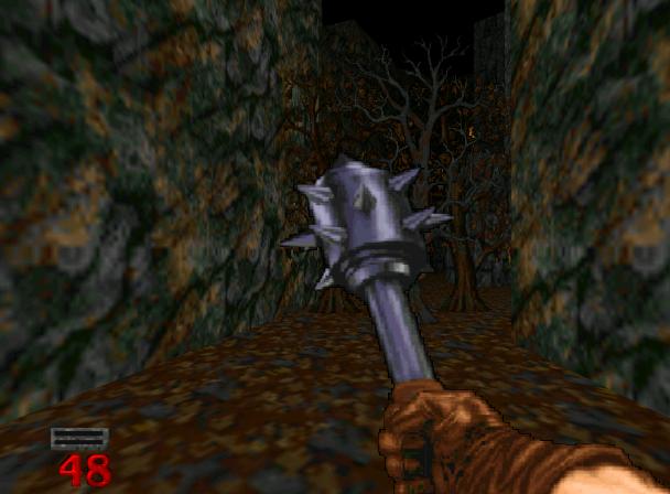Hexen Raven Id Software Xtreme Retro 5