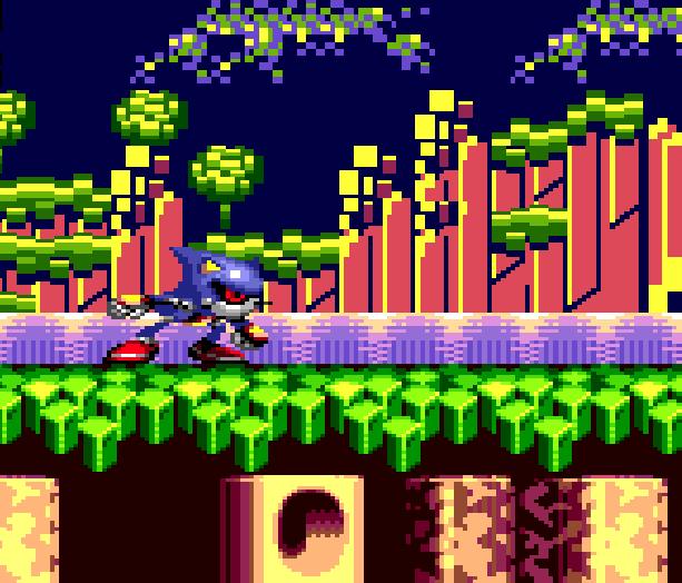 Metal Sonic Hyperdrive Sega Genesis Mega Drive Xtreme Retro 2