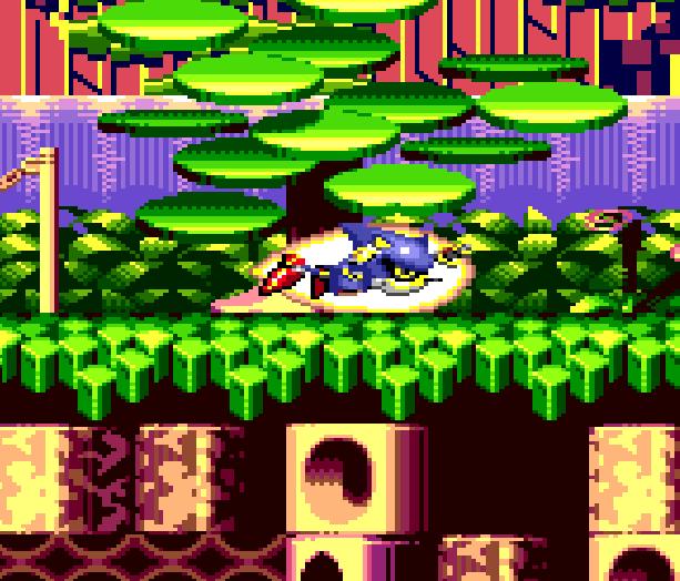 Metal Sonic Hyperdrive Sega Genesis Mega Drive Xtreme Retro 3