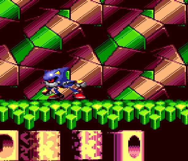 Metal Sonic Hyperdrive Sega Genesis Mega Drive Xtreme Retro 4
