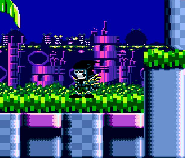 Metal Sonic Hyperdrive Sega Genesis Mega Drive Xtreme Retro 7