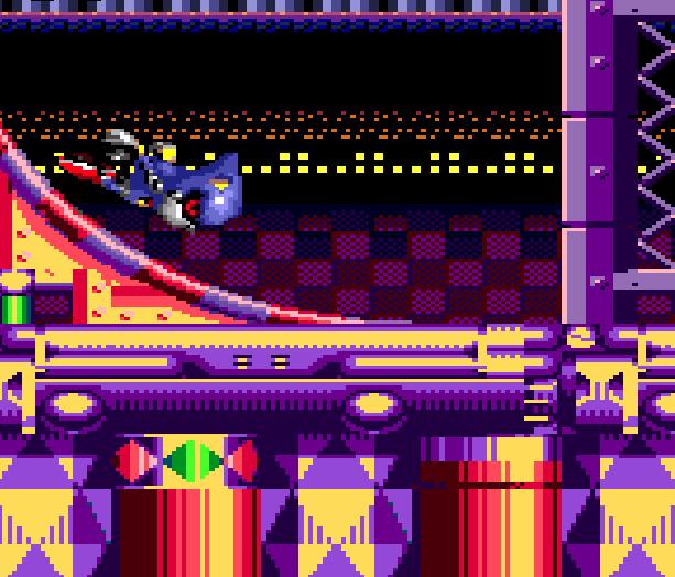 Metal Sonic Hyperdrive Sega Genesis Mega Drive Xtreme Retro 8
